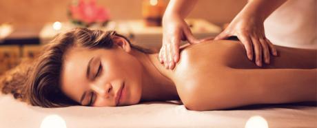 Les massages bien-être et thérapeutiques